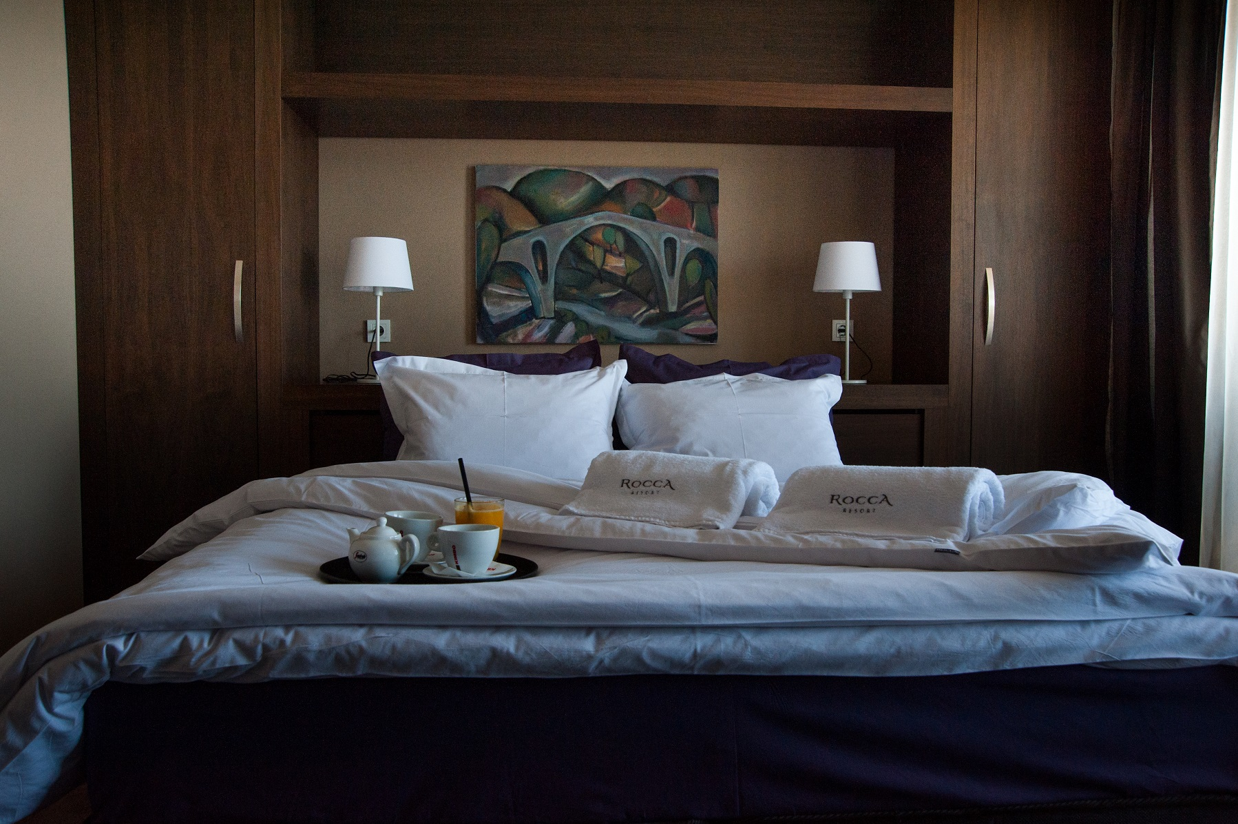 Хотелски стаи